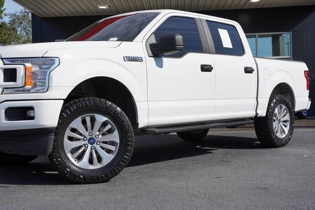 Used 2018 Ford F-150 XL for sale $37,992 at Gravity Autos Roswell in Roswell GA 30076 3