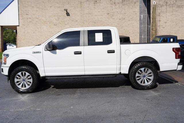 Used 2018 Ford F-150 XL for sale $37,992 at Gravity Autos Roswell in Roswell GA 30076 4