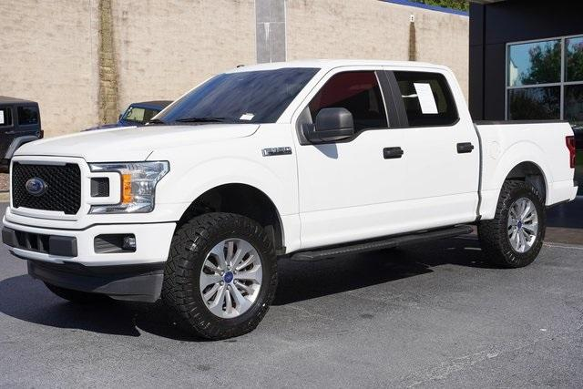 Used 2018 Ford F-150 XL for sale $37,992 at Gravity Autos Roswell in Roswell GA 30076 5