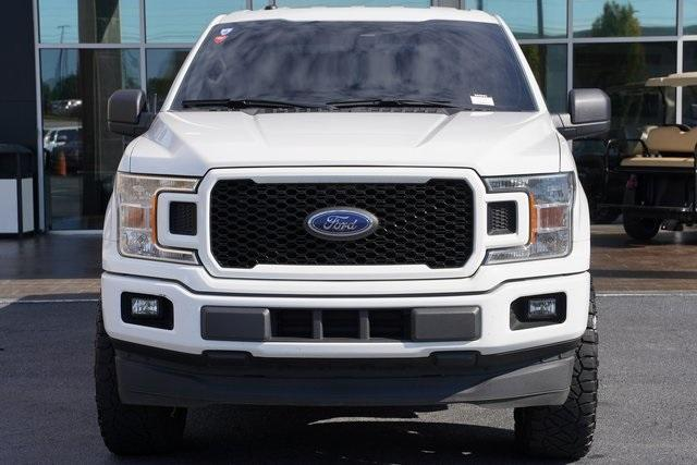 Used 2018 Ford F-150 XL for sale $37,992 at Gravity Autos Roswell in Roswell GA 30076 6
