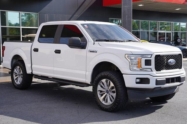 Used 2018 Ford F-150 XL for sale $37,992 at Gravity Autos Roswell in Roswell GA 30076 7
