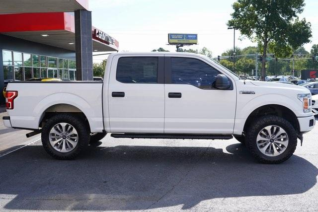 Used 2018 Ford F-150 XL for sale $37,992 at Gravity Autos Roswell in Roswell GA 30076 8