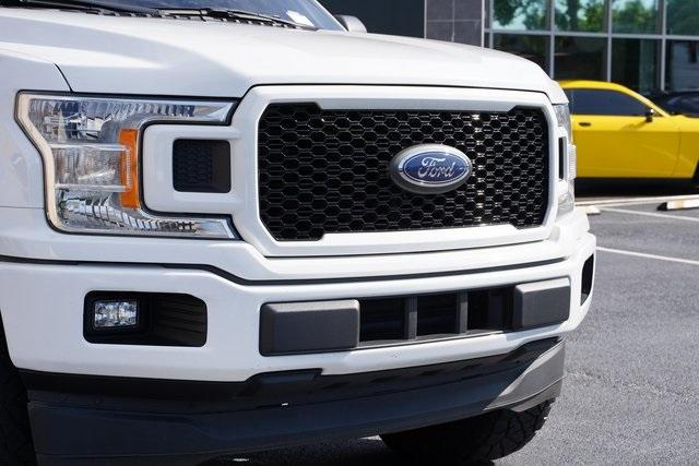 Used 2018 Ford F-150 XL for sale $37,992 at Gravity Autos Roswell in Roswell GA 30076 9