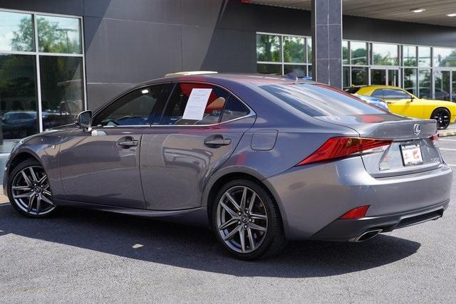 Used 2017 Lexus IS 200t for sale $31,991 at Gravity Autos Roswell in Roswell GA 30076 11