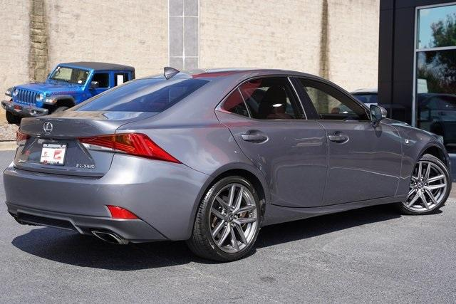 Used 2017 Lexus IS 200t for sale $31,991 at Gravity Autos Roswell in Roswell GA 30076 13