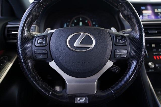 Used 2017 Lexus IS 200t for sale $31,991 at Gravity Autos Roswell in Roswell GA 30076 16