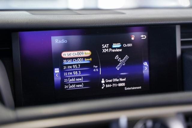Used 2017 Lexus IS 200t for sale $31,991 at Gravity Autos Roswell in Roswell GA 30076 21