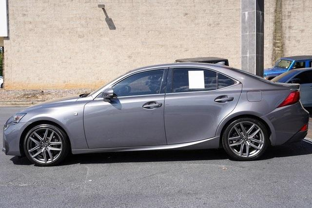 Used 2017 Lexus IS 200t for sale $31,991 at Gravity Autos Roswell in Roswell GA 30076 4