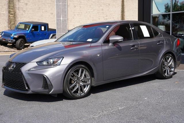 Used 2017 Lexus IS 200t for sale $31,991 at Gravity Autos Roswell in Roswell GA 30076 5