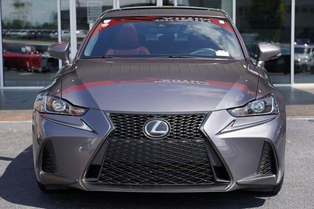 Used 2017 Lexus IS 200t for sale $31,991 at Gravity Autos Roswell in Roswell GA 30076 6