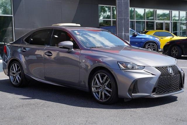 Used 2017 Lexus IS 200t for sale $31,991 at Gravity Autos Roswell in Roswell GA 30076 7