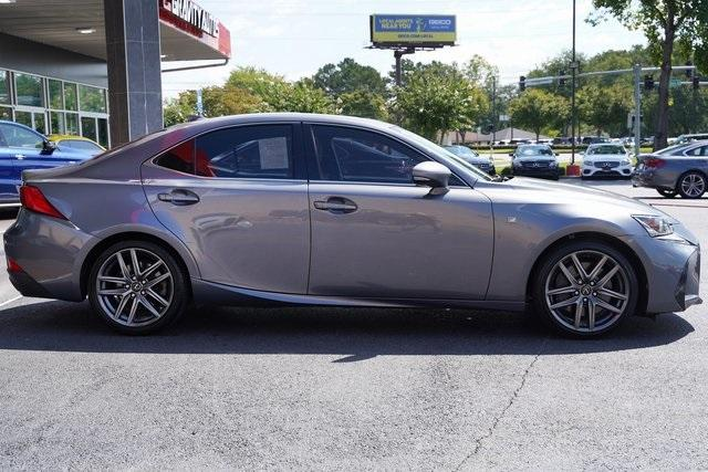 Used 2017 Lexus IS 200t for sale $31,991 at Gravity Autos Roswell in Roswell GA 30076 8