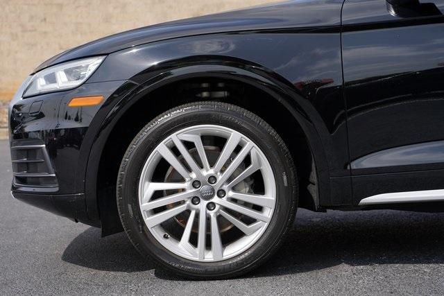Used 2018 Audi Q5 2.0T for sale $35,991 at Gravity Autos Roswell in Roswell GA 30076 10