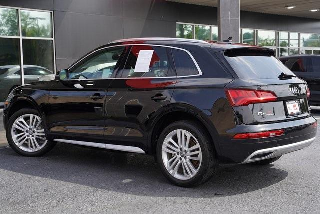 Used 2018 Audi Q5 2.0T for sale $35,991 at Gravity Autos Roswell in Roswell GA 30076 11