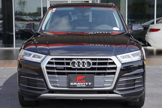 Used 2018 Audi Q5 2.0T for sale $35,991 at Gravity Autos Roswell in Roswell GA 30076 6