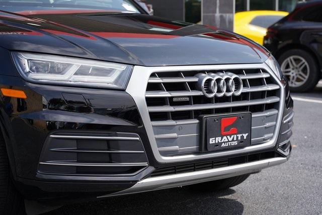 Used 2018 Audi Q5 2.0T for sale $35,991 at Gravity Autos Roswell in Roswell GA 30076 9