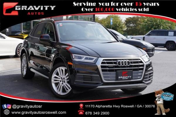 Used 2018 Audi Q5 2.0T for sale $35,496 at Gravity Autos Roswell in Roswell GA