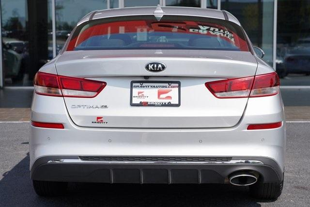 Used 2019 Kia Optima LX for sale $20,991 at Gravity Autos Roswell in Roswell GA 30076 11
