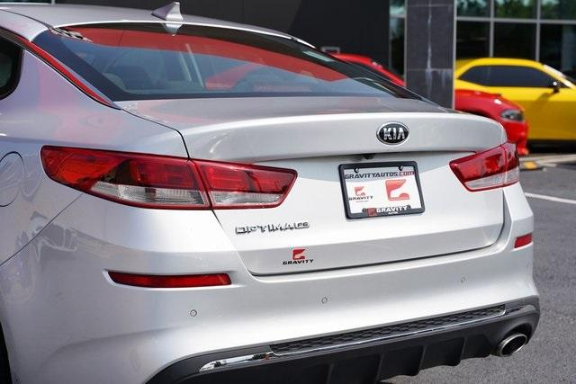 Used 2019 Kia Optima LX for sale $20,991 at Gravity Autos Roswell in Roswell GA 30076 13