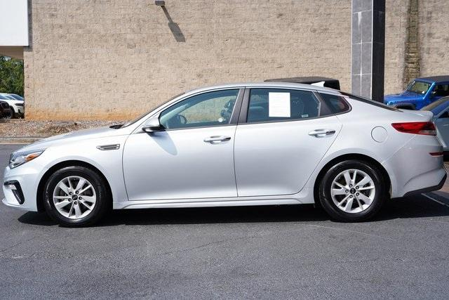 Used 2019 Kia Optima LX for sale $20,991 at Gravity Autos Roswell in Roswell GA 30076 4