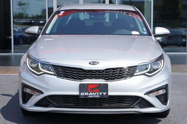 Used 2019 Kia Optima LX for sale $20,991 at Gravity Autos Roswell in Roswell GA 30076 6