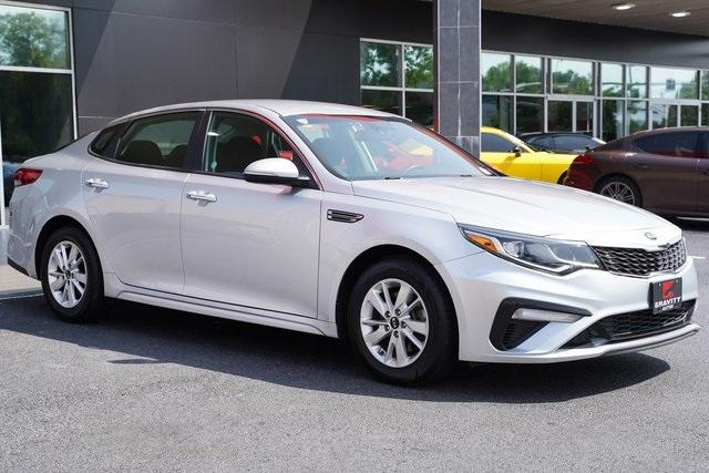 Used 2019 Kia Optima LX for sale $20,991 at Gravity Autos Roswell in Roswell GA 30076 7