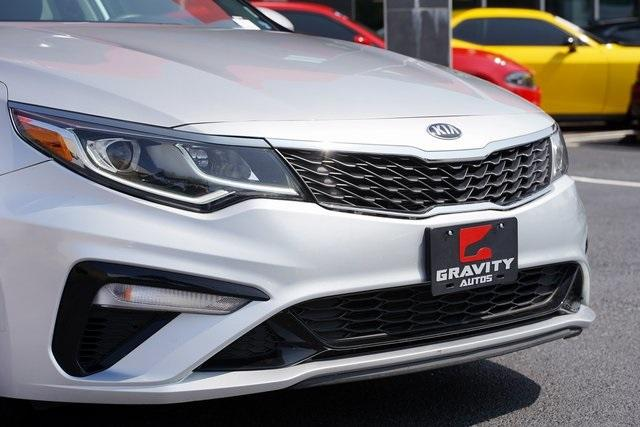 Used 2019 Kia Optima LX for sale $20,991 at Gravity Autos Roswell in Roswell GA 30076 9