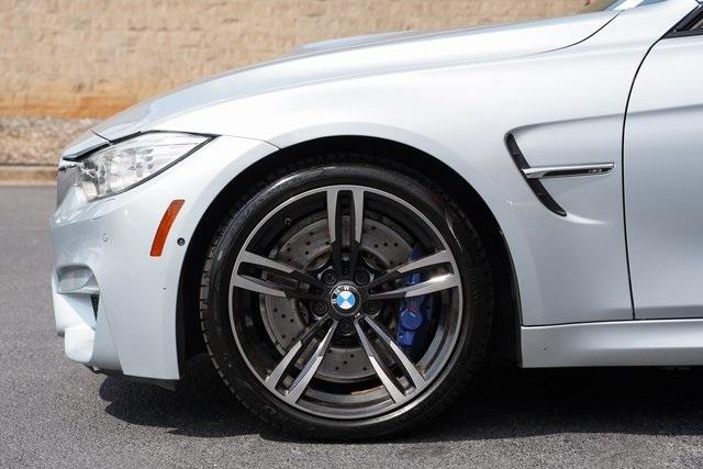 Used 2016 BMW M3 Base for sale $49,991 at Gravity Autos Roswell in Roswell GA 30076 10