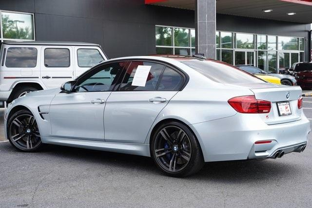 Used 2016 BMW M3 Base for sale $49,991 at Gravity Autos Roswell in Roswell GA 30076 11