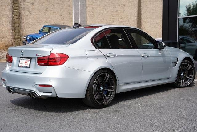 Used 2016 BMW M3 Base for sale $49,991 at Gravity Autos Roswell in Roswell GA 30076 13