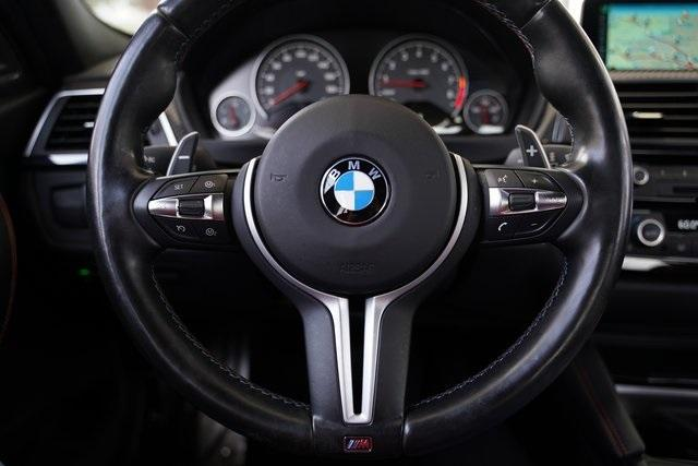 Used 2016 BMW M3 Base for sale $49,991 at Gravity Autos Roswell in Roswell GA 30076 16