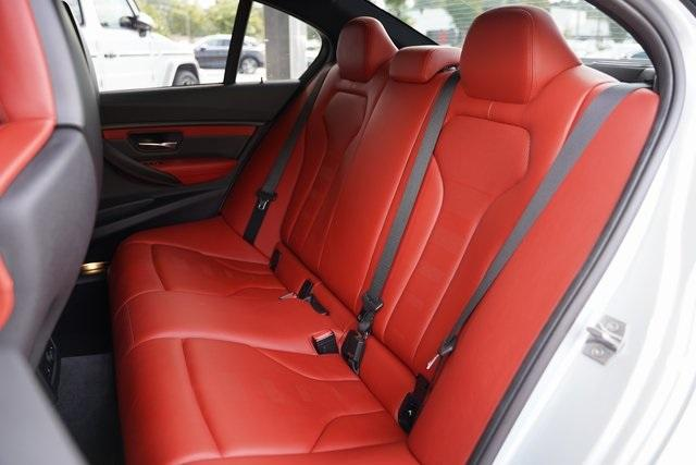 Used 2016 BMW M3 Base for sale $49,991 at Gravity Autos Roswell in Roswell GA 30076 31