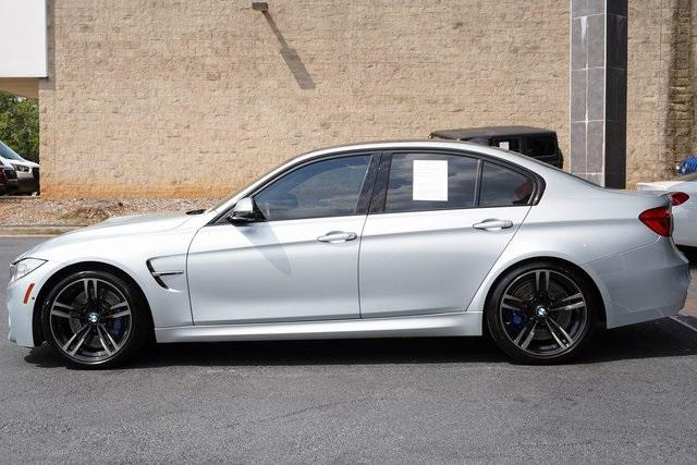 Used 2016 BMW M3 Base for sale $49,991 at Gravity Autos Roswell in Roswell GA 30076 4