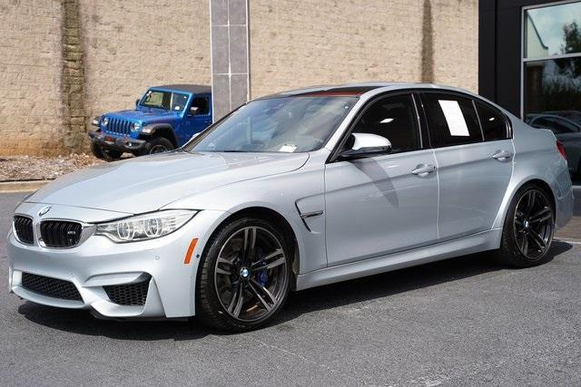 Used 2016 BMW M3 Base for sale $49,991 at Gravity Autos Roswell in Roswell GA 30076 5