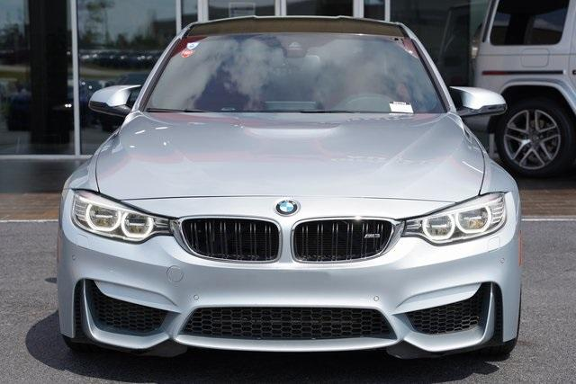 Used 2016 BMW M3 Base for sale $49,991 at Gravity Autos Roswell in Roswell GA 30076 6