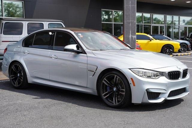 Used 2016 BMW M3 Base for sale $49,991 at Gravity Autos Roswell in Roswell GA 30076 7