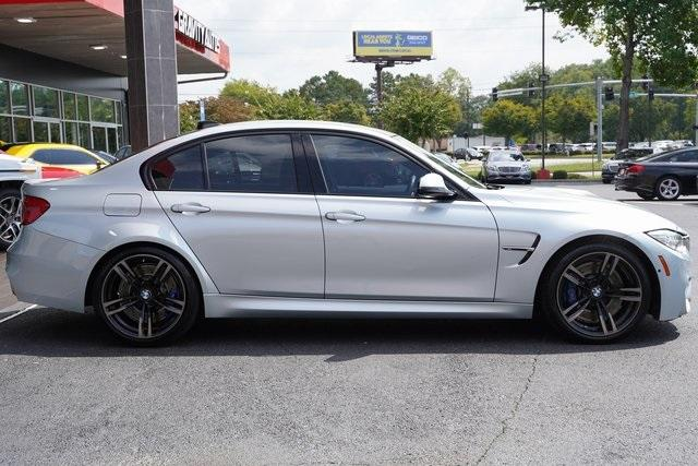 Used 2016 BMW M3 Base for sale $49,991 at Gravity Autos Roswell in Roswell GA 30076 8