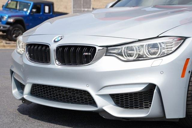 Used 2016 BMW M3 Base for sale $49,991 at Gravity Autos Roswell in Roswell GA 30076 9
