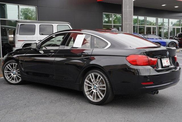 Used 2016 BMW 4 Series 428i xDrive Gran Coupe for sale $25,991 at Gravity Autos Roswell in Roswell GA 30076 11