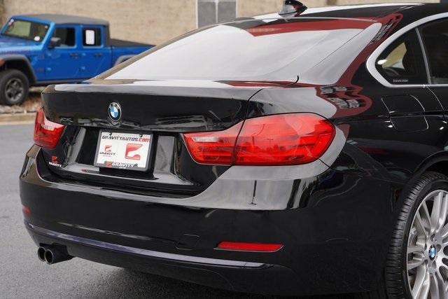Used 2016 BMW 4 Series 428i xDrive Gran Coupe for sale $25,991 at Gravity Autos Roswell in Roswell GA 30076 14
