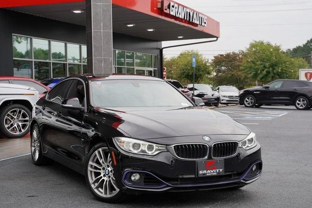 Used 2016 BMW 4 Series 428i xDrive Gran Coupe for sale $25,991 at Gravity Autos Roswell in Roswell GA 30076 2