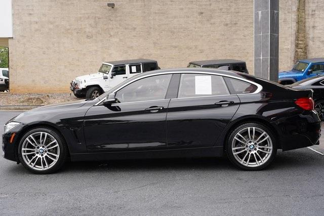 Used 2016 BMW 4 Series 428i xDrive Gran Coupe for sale $25,991 at Gravity Autos Roswell in Roswell GA 30076 4