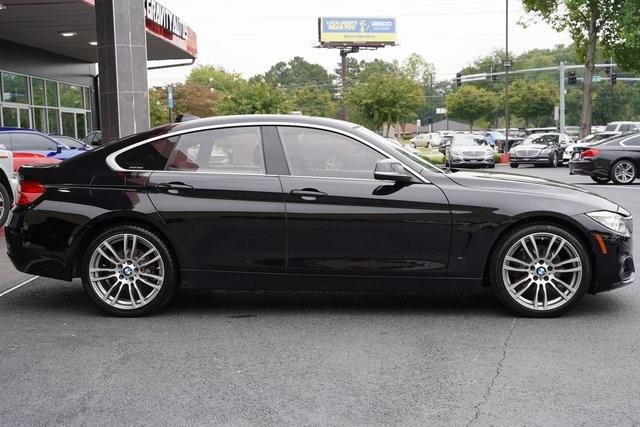 Used 2016 BMW 4 Series 428i xDrive Gran Coupe for sale $25,991 at Gravity Autos Roswell in Roswell GA 30076 8
