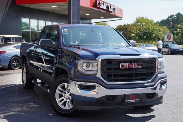 Used 2016 GMC Sierra 1500 Base for sale $28,991 at Gravity Autos Roswell in Roswell GA 30076 2