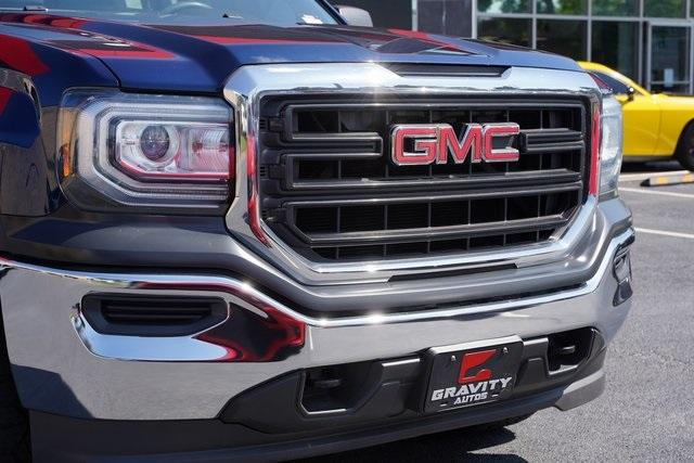 Used 2016 GMC Sierra 1500 Base for sale $28,991 at Gravity Autos Roswell in Roswell GA 30076 9
