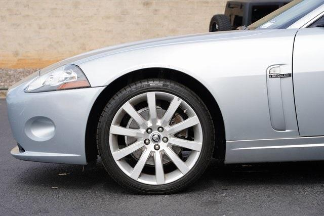 Used 2008 Jaguar XK Base for sale Sold at Gravity Autos Roswell in Roswell GA 30076 10