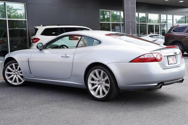 Used 2008 Jaguar XK Base for sale Sold at Gravity Autos Roswell in Roswell GA 30076 11