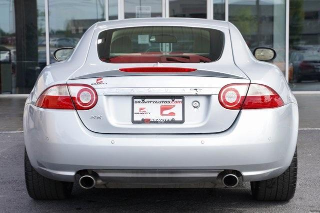 Used 2008 Jaguar XK Base for sale Sold at Gravity Autos Roswell in Roswell GA 30076 12