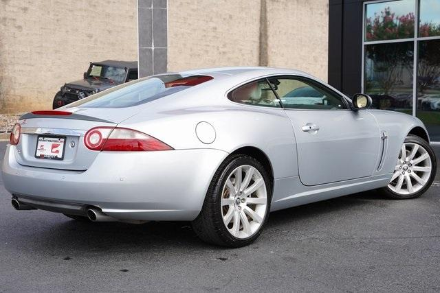 Used 2008 Jaguar XK Base for sale Sold at Gravity Autos Roswell in Roswell GA 30076 13