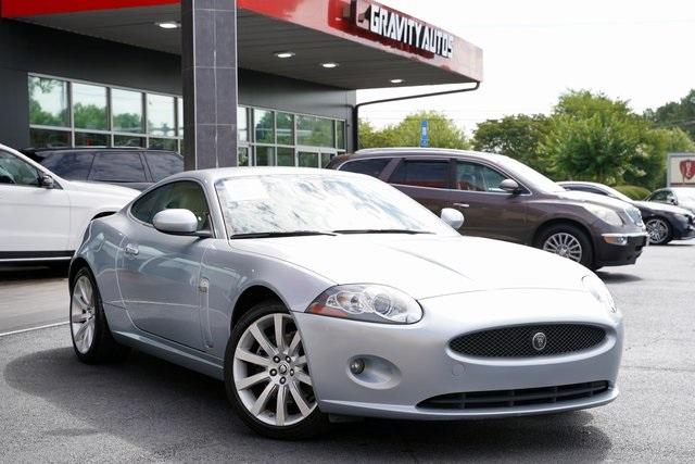 Used 2008 Jaguar XK Base for sale Sold at Gravity Autos Roswell in Roswell GA 30076 2
